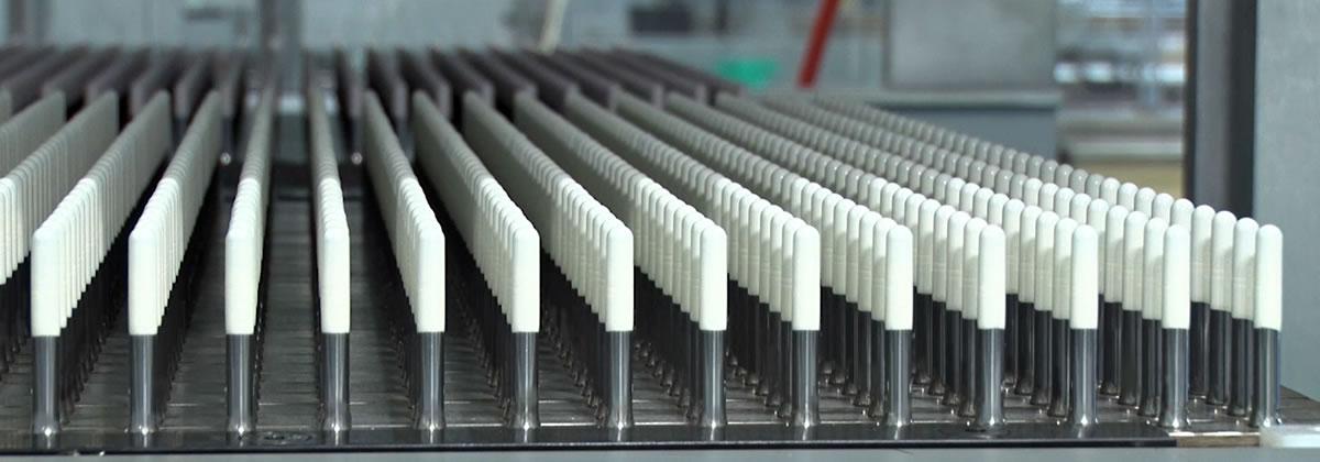 カプセル生産技術